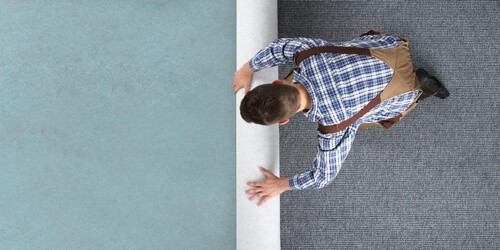 Carpet installation | Birons Flooring Inc