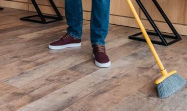 Hardwood care | Birons Flooring Inc