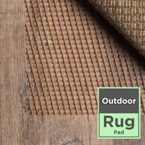 Rug pad outdoor oriental weavers | Birons Flooring Inc