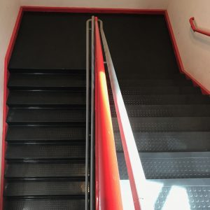 Stairway | Birons Flooring Inc