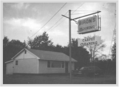 Storefront | Birons Flooring Inc