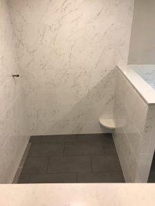 Tile wall | Birons Flooring Inc