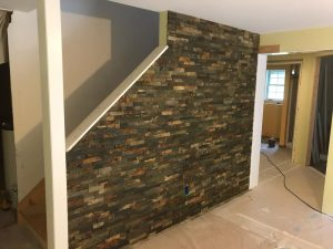 Steve Fitch Stone Wall | Birons Flooring Inc