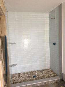 Tile Shower | Birons Flooring Inc